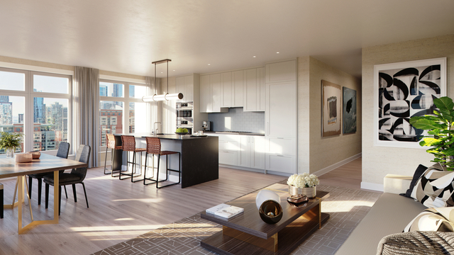 2 Bedrooms, Streeterville Rental in Chicago, IL for $4,795 - Photo 2