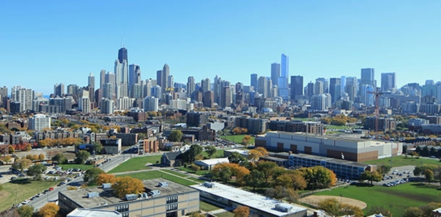 2 Bedrooms, Goose Island Rental in Chicago, IL for $3,387 - Photo 1