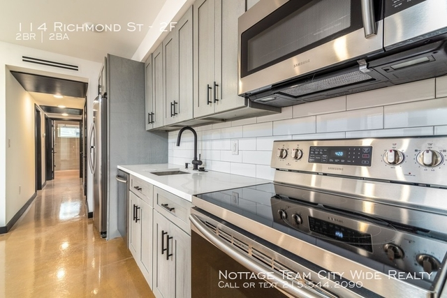 2 Bedrooms, Northern Liberties - Fishtown Rental in Philadelphia, PA for $1,800 - Photo 2
