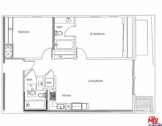 2 Bedrooms, Downtown Pasadena Rental in Los Angeles, CA for $3,295 - Photo 2