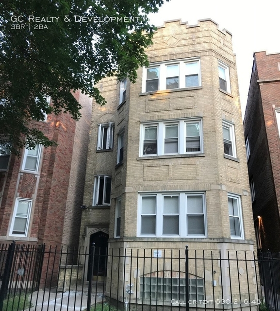 3 Bedrooms, East Chatham Rental in Chicago, IL for $1,090 - Photo 1