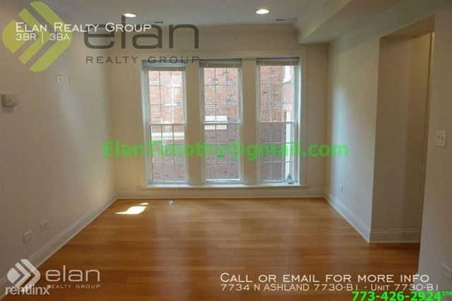 3 Bedrooms, Rogers Park Rental in Chicago, IL for $1,995 - Photo 1