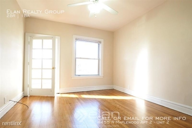 2 Bedrooms, Ravenswood Gardens Rental in Chicago, IL for $1,500 - Photo 1