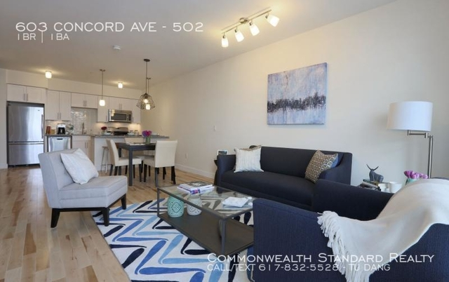 1 Bedroom, Cambridge Highlands Rental in Boston, MA for $3,200 - Photo 2