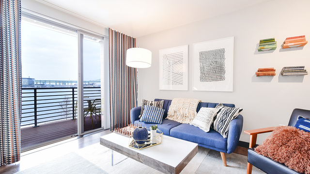1 Bedroom, Central Maverick Square - Paris Street Rental in Boston, MA for $2,577 - Photo 1