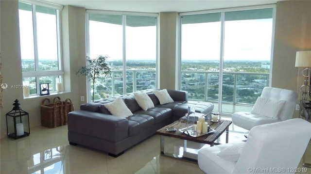 2 Bedrooms, Media and Entertainment District Rental in Miami, FL for $3,300 - Photo 1