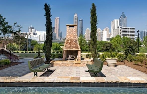 1 Bedroom, Sweet Auburn Rental in Atlanta, GA for $1,309 - Photo 2