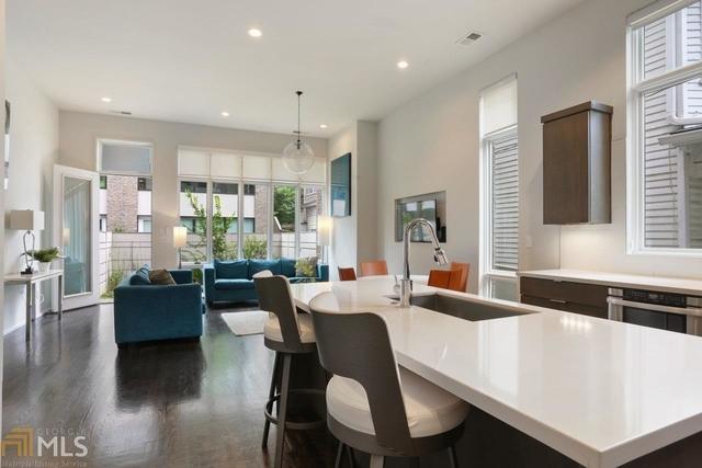 3 Bedrooms, Midtown Rental in Atlanta, GA for $6,995 - Photo 2