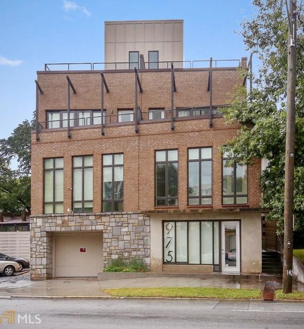 3 Bedrooms, Midtown Rental in Atlanta, GA for $6,995 - Photo 1