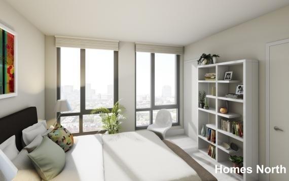 1 Bedroom, North Allston Rental in Boston, MA for $3,953 - Photo 2