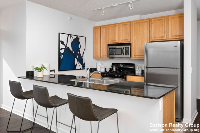 1 Bedroom, Fulton River District Rental in Chicago, IL for $2,304 - Photo 1