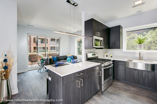 2 Bedrooms, Wrightwood Rental in Chicago, IL for $2,275 - Photo 2