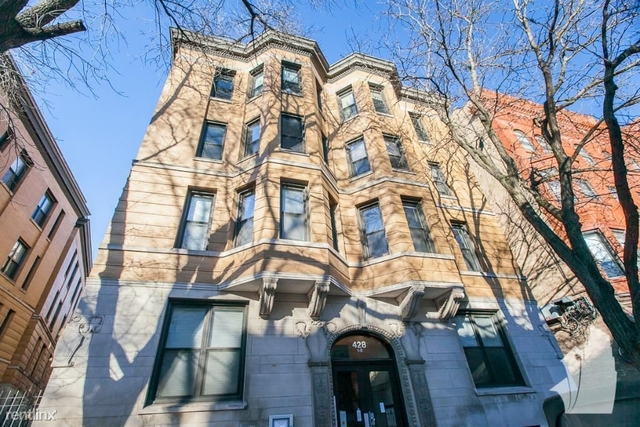 1 Bedroom, Lincoln Park Rental in Chicago, IL for $1,275 - Photo 1
