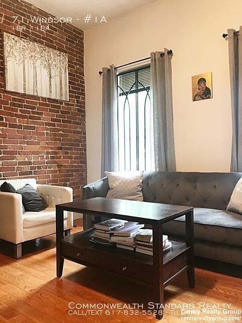 1 Bedroom, Lower Roxbury Rental in Boston, MA for $1,900 - Photo 1