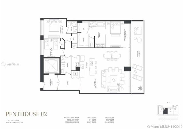 3 Bedrooms, Broadmoor Rental in Miami, FL for $9,900 - Photo 1