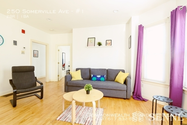 2 Bedrooms, Ward Two Rental in Boston, MA for $2,975 - Photo 1