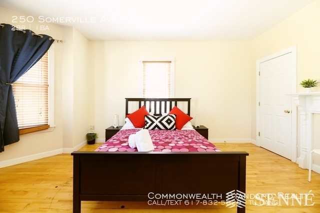 2 Bedrooms, Ward Two Rental in Boston, MA for $2,950 - Photo 1