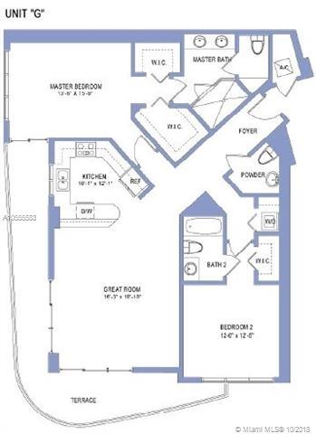 2 Bedrooms, Treasure Plaza Rental in Miami, FL for $2,950 - Photo 2