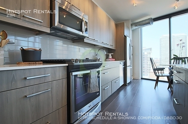 2 Bedrooms, Fulton Market Rental in Chicago, IL for $2,726 - Photo 1