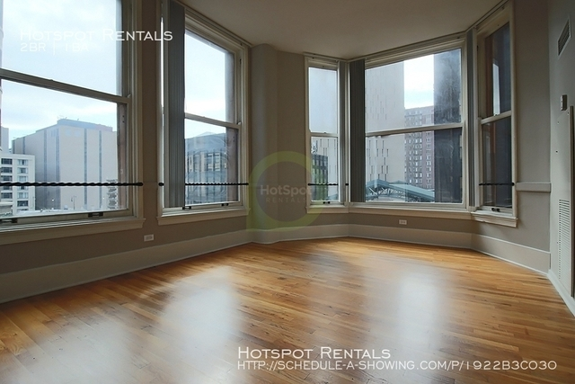 2 Bedrooms, The Loop Rental in Chicago, IL for $3,200 - Photo 1