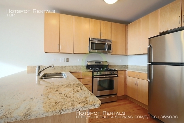 1 Bedroom, South Loop Rental in Chicago, IL for $2,350 - Photo 1