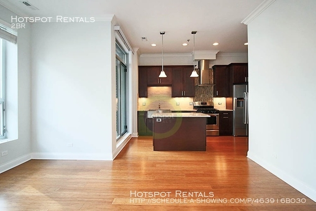 2 Bedrooms, Near West Side Rental in Chicago, IL for $3,095 - Photo 2