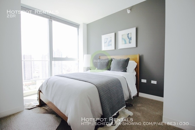 2 Bedrooms, Grant Park Rental in Chicago, IL for $5,850 - Photo 2