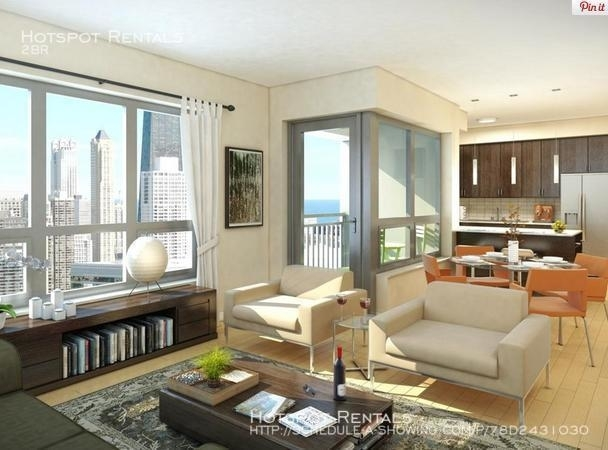 2 Bedrooms, Fulton Market Rental in Chicago, IL for $6,161 - Photo 1