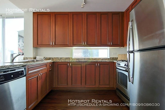 2 Bedrooms, South Loop Rental in Chicago, IL for $5,568 - Photo 1