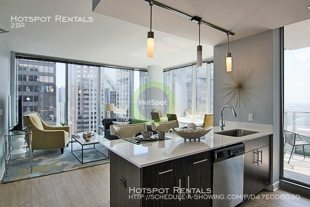 2 Bedrooms, The Loop Rental in Chicago, IL for $2,576 - Photo 2