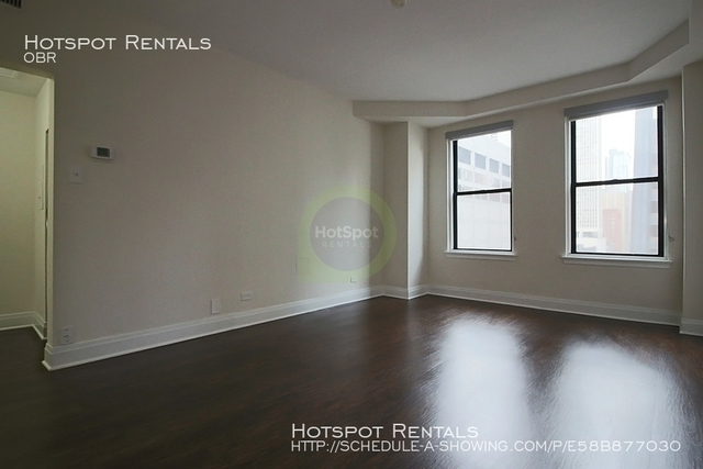 Studio, Gold Coast Rental in Chicago, IL for $1,099 - Photo 2