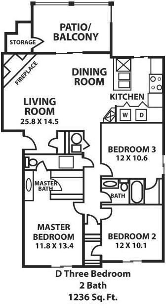 1 Bedroom, Maple Hill Rental in Kansas City, MO-KS for $826 - Photo 2