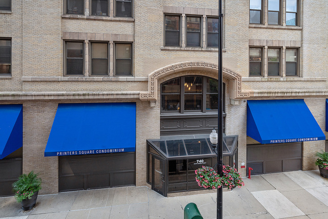 2 Bedrooms, Printer's Row Rental in Chicago, IL for $1,950 - Photo 1