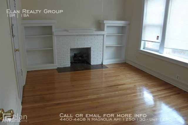 1 Bedroom, Lakewood - Balmoral Rental in Chicago, IL for $1,200 - Photo 1