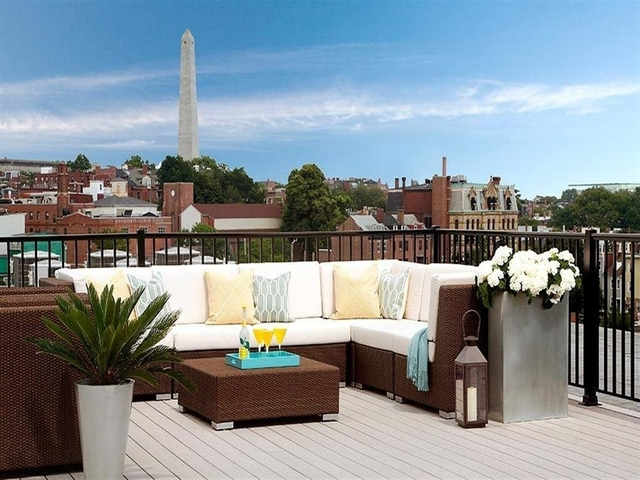 2 Bedrooms, Thompson Square - Bunker Hill Rental in Boston, MA for $3,803 - Photo 2