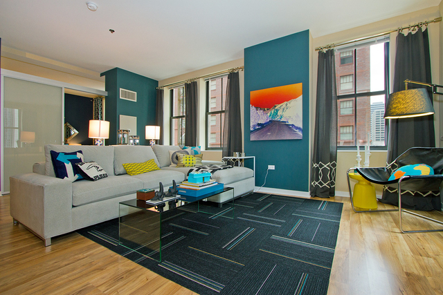 2 Bedrooms, The Loop Rental in Chicago, IL for $3,100 - Photo 1