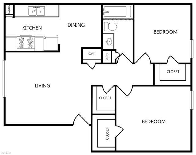 2 Bedrooms, Cleburne Rental in Dallas for $926 - Photo 1