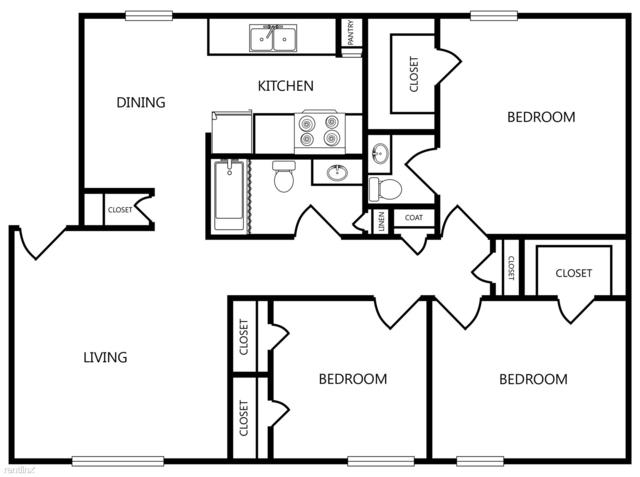 3 Bedrooms, Cleburne Rental in Dallas for $1,076 - Photo 1