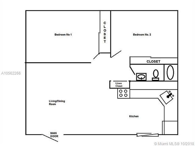 2 Bedrooms, Northeast Coconut Grove Rental in Miami, FL for $1,600 - Photo 2