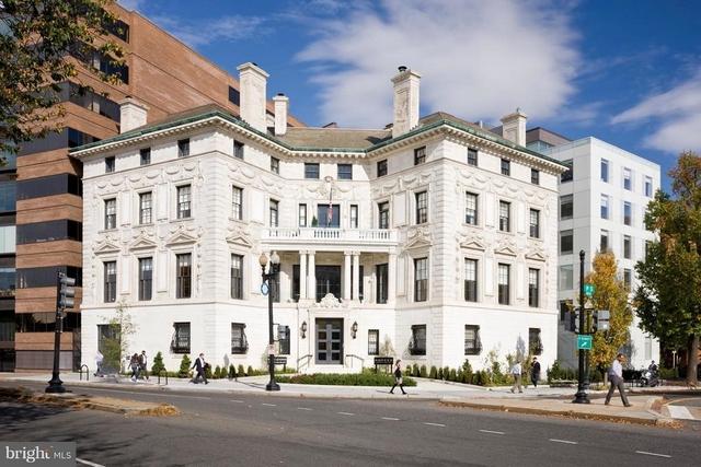 Studio, Dupont Circle Rental in Washington, DC for $4,600 - Photo 1