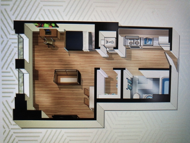 Studio, The Loop Rental in Chicago, IL for $1,855 - Photo 1