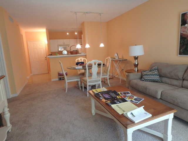1 Bedroom, Courtyards in Cityplace Condominiums Rental in Miami, FL for $2,000 - Photo 1