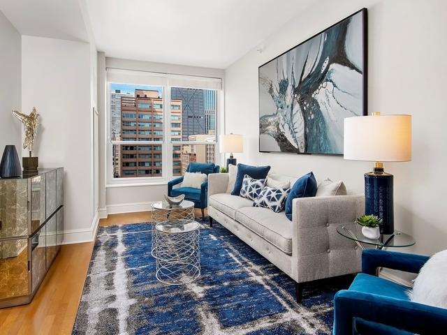 Studio, Gold Coast Rental in Chicago, IL for $2,262 - Photo 1