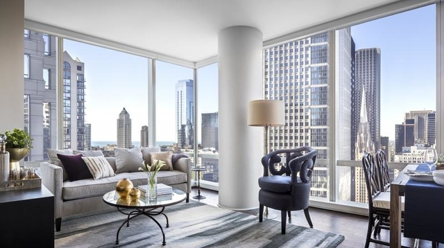 3 Bedrooms, The Loop Rental in Chicago, IL for $3,698 - Photo 1