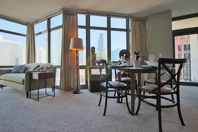 2 Bedrooms, Fulton River District Rental in Chicago, IL for $2,200 - Photo 1
