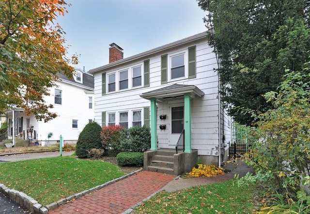2 Bedrooms, Newtonville Rental in Boston, MA for $2,150 - Photo 1