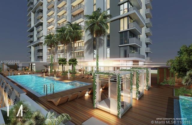 1 Bedroom, Midtown Miami Rental in Miami, FL for $1,933 - Photo 1