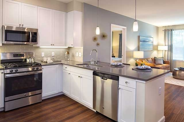 1 Bedroom, Quincy Center Rental in Boston, MA for $2,385 - Photo 2