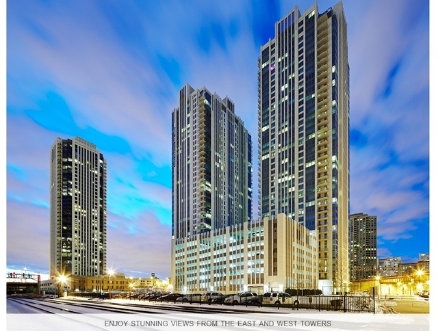 1 Bedroom, Fulton River District Rental in Chicago, IL for $2,308 - Photo 1
