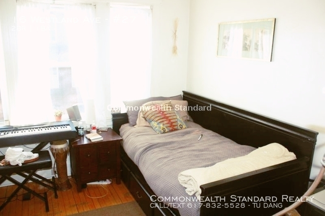 2 Bedrooms, Fenway Rental in Boston, MA for $2,895 - Photo 1